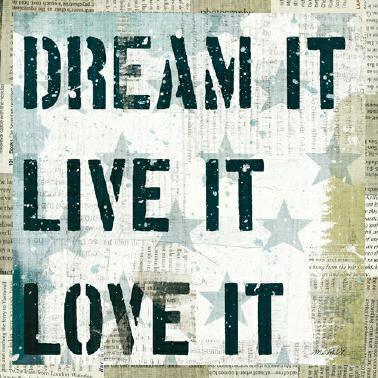 American Dream II von Michael Mullan