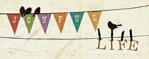 Happy Words II von Pela