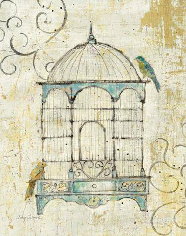 Bird Cage IV von Avery Tillmon