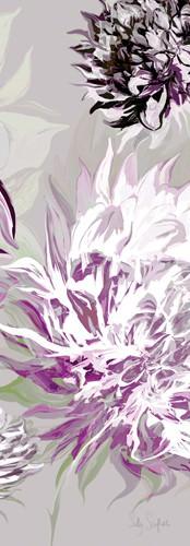 Purple Allure III von Sally Scaffardi