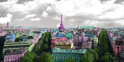 Pinky Paris von Anne Valverde
