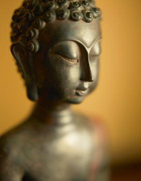 Buddha 2 von Tom Weber