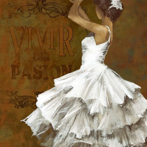 La Dance II von Aimee Wilson