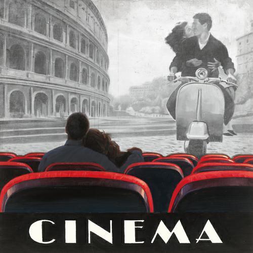 Cinema Roma von Marco Fabiano