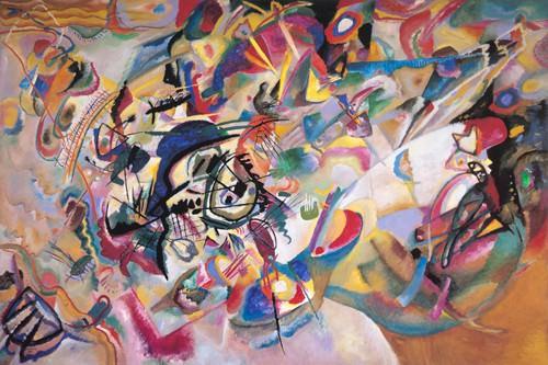 Composition 1919 von Wassily Kandinsky
