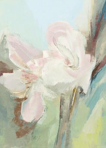 Fleurs Printanieres II von Chantal Parise