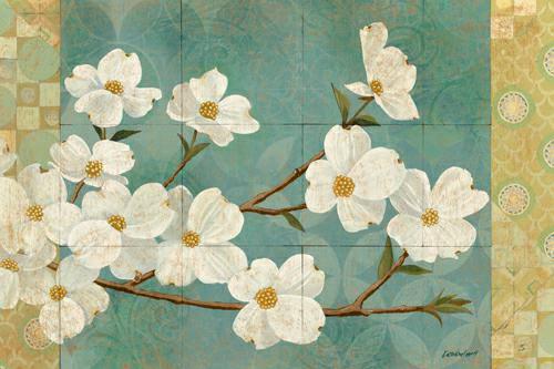 Kimono Blossoms von Kathrine Lovell