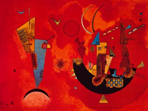 Mit und Gegen von Wassily Kandinsky