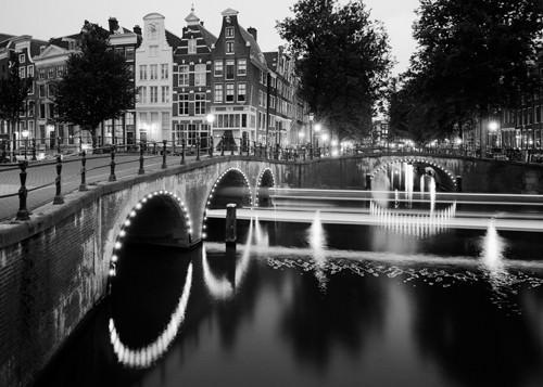 Amsterdam Keizersgracht von Dave Butcher
