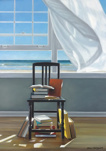 Beach Scholar von Karen Hollingsworth