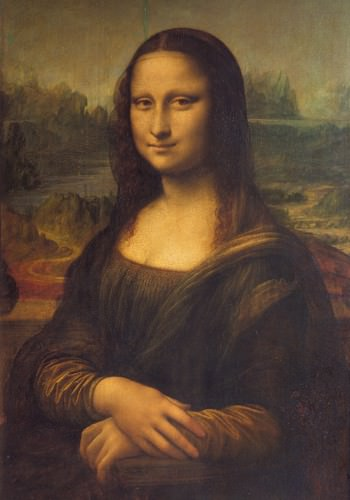 Mona Lisa von Leonardo da Vinci