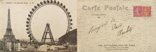 Lettre de Paris II von Wild Apple Portfolio