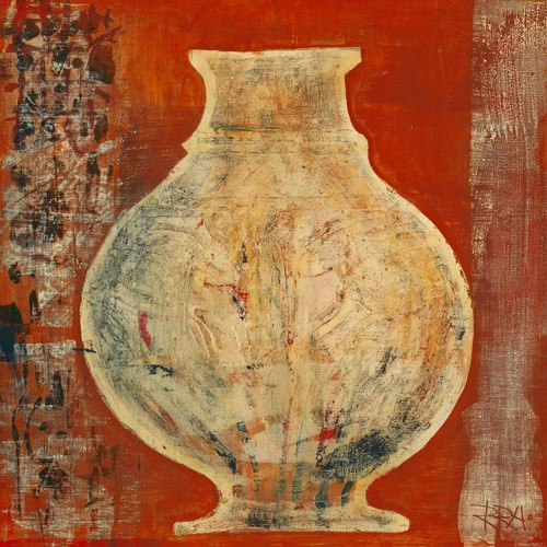 Vase von Rose Richter-Armgart
