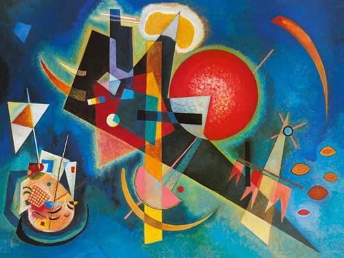 Im Blau, 1925 von Wassily Kandinsky