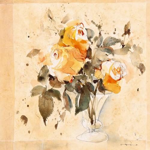 Roses III von ROMO-Rolf Morschheuser