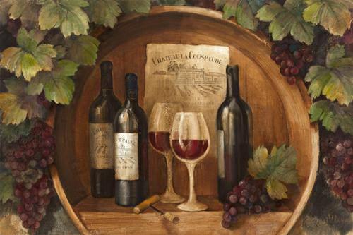 At the Winery von Albena Hristova