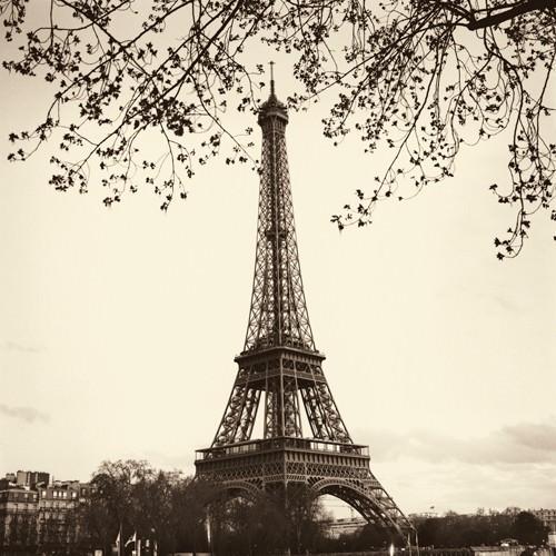 Tour Eiffel von Alan Blaustein