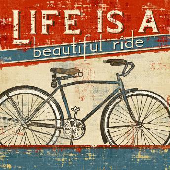 Beautiful Ride I von Pela Studio