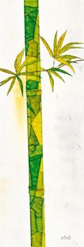 Bambus Duo I von Michael Ferner
