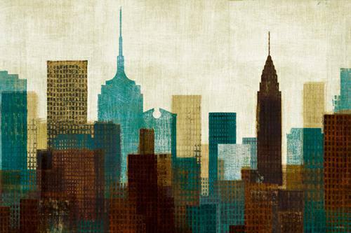 Summer in the City I von Michael Mullan