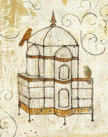 Bird Cage I von Avery Tillmon