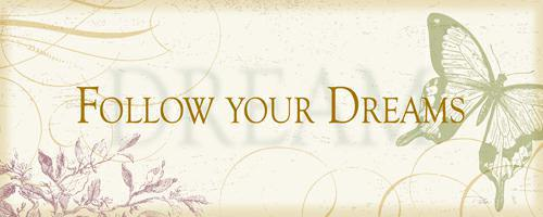 Follow Your Dreams von Alain Pelletier