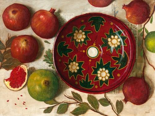 Ceramique rouge von Pascal Lionnet