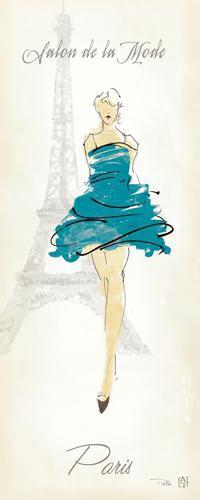 Fashion Lady I von Avery Tillmon
