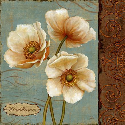 Windflower II von Daphne Brissonnet