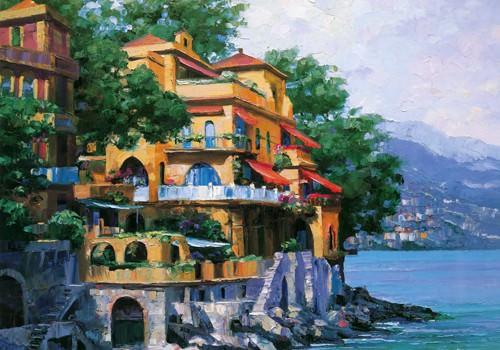 Portofino Villa von Howard Behrens