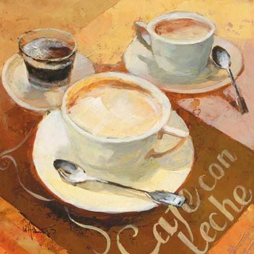 Cafe Grande II von Willem Haenraets