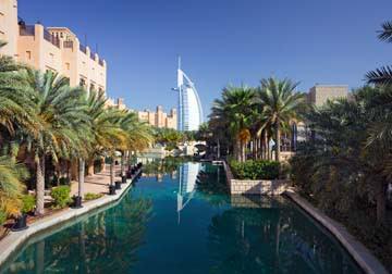 Dubai III von Rainer Mirau