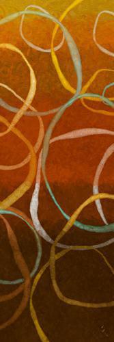 Square Dancing Circles II von Sarah Adams