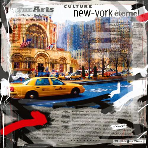 New York Culture von MN.FF