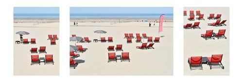 La plage von Georges-Felix Cohen