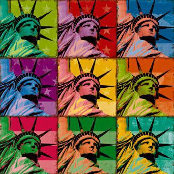 Pop Liberty von Ben Richard