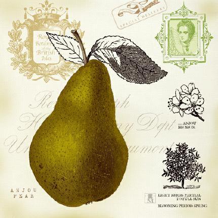 Pear Notes von Studio Mosseau