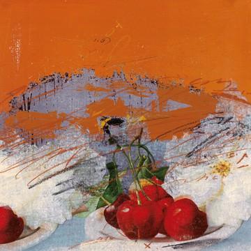 Kirschen 2 von Viorel Chirea