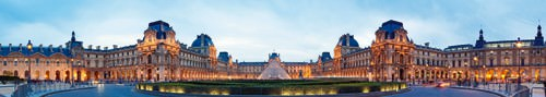 Paris Louvre von Rolf Fischer