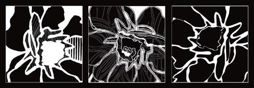 Web flower von Talva Design