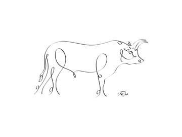 Deer von Gholam Reza Mahdavi