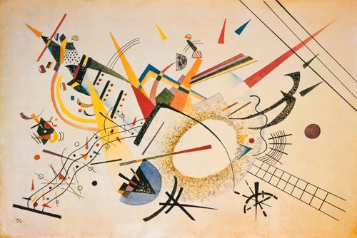 Komposition 1922 von Wassily Kandinsky