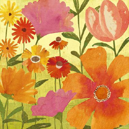 Spring Fling II von Veronique Charron
