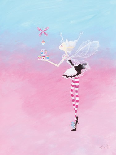 Fairy Cake von Lorrie McFaul