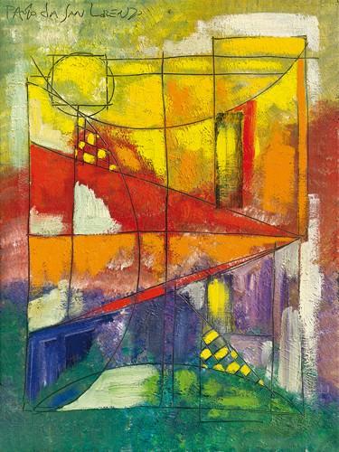 Finestra sul porto V von Paolo Da San Lorenzo