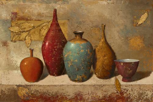 Leaves and Vessels von James Wiens