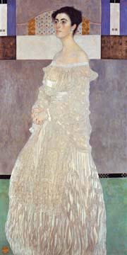 Bildnis der Margarethe-Stonboro von Gustav Klimt
