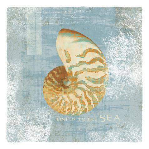Listen to the Sea von Wild Apple Portfolio