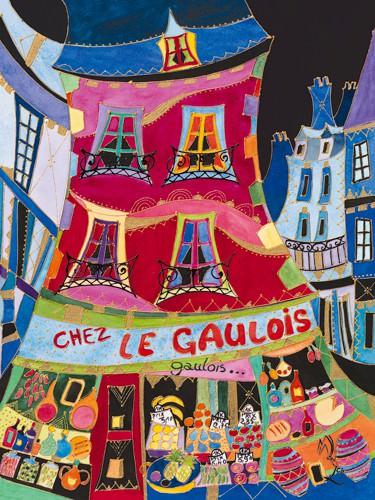 Le gaulois von Martine Wentzeis
