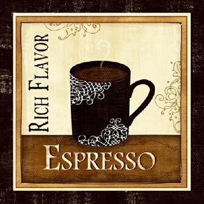 Coffee and Cream III von Veronique Charron